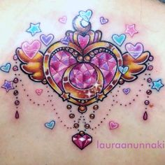 Tattoo artist: Laura Anunnaki Mexico, D.F