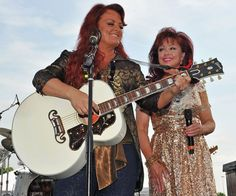 The Judds  4/2/1987 San Diego Sports Arena; Oct 1, 1989 SDSU Open Air Theatre San Diego