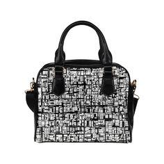 #ArtsAdd Graphic Shoulder Handbag (Model 1634) by Elena Indolfi