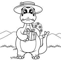 danny and the dinosaur coloring pages - 1000 images about dinosaur coloring pages on pinterest