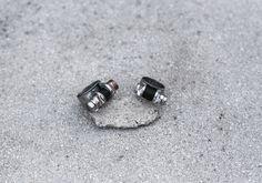 SAKURU industrial rings by Eleni Pashalidou