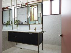50 Bathroom Storage Ideas, Mess Trimming Adorn Your Private Loo Bathroom Baskets, Small Bathroom Storage, Bathroom Organization, Coastal Bathrooms, Coastal Living Rooms, Home Design, Design Ideas, Interior Design, Pottery Barn