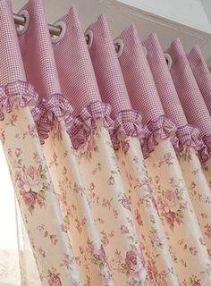 Glorious Make Rod Pocket Curtains Ideas. Enchanting Make Rod Pocket Curtains Ideas. No Sew Curtains, Home Curtains, Rod Pocket Curtains, Curtains With Blinds, Kitchen Curtains, Bathroom Curtains, Valance Curtains, Blackout Curtains, Bathroom Windows