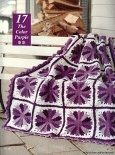Transcendent Crochet a Solid Granny Square Ideas. Inconceivable Crochet a Solid Granny Square Ideas. Crochet Square Pattern, Crochet Square Blanket, Modern Crochet Patterns, Crochet Squares, Crochet Motif, Free Crochet, Easy Crochet, Square Patterns, Granny Pattern