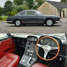1965 Gordon Keeble V8 Coupe. 1 of 100 ever produced.