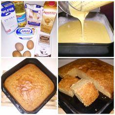 Receta de bizcocho de chocolate blanco irresistible para los peques y los no tan peques - Blog Preparando la llegada del bebé