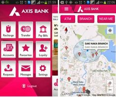 Axis Bank Launched New Mobile Banking App for Android and iOS