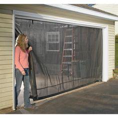 Single Garage Door Screen   415900, Garage U0026 Tool Accessories At  Sportsmanu0027s Guide
