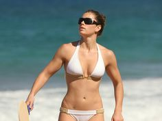 JUST like Jessica Biel, our community is fit, athletic, active, and healthy.