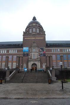 Naturhistoriska riksmuseet, Stockholm