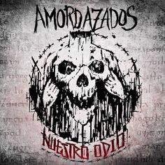 """La agrupación venezolana AMORDAZADOS presentan su nueva producción """"Nuestro Odio"""" la continuación de su exitoso primer lanzamiento…"""
