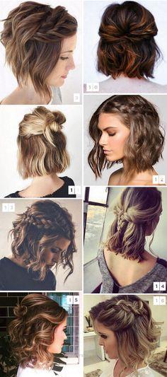 Hairstyles For Short To Medium Hair Short Hair Formal Stylejeanettegillin Httperoticwadewisdom