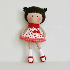 My Teeny-Tiny Doll® Belle