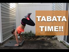 Tabata Time: Fit For the Holidays - YouTube