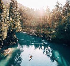 Hokitika Gorge, The South Island, New Zealand