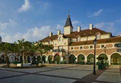 Conozca Marriott's Village d'lle-de-France: imágenes del recorrido fotográfico del hotel. Una excelente forma de conocer las instalaciones del hotel y las comodidades cerca deBailly-Romainvilliers.
