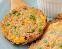Croquettes minceur aux petits légumes : http://www.fourchette-et-bikini.fr/recettes/recettes-minceur/croquettes-minceur-aux-petits-legumes.html