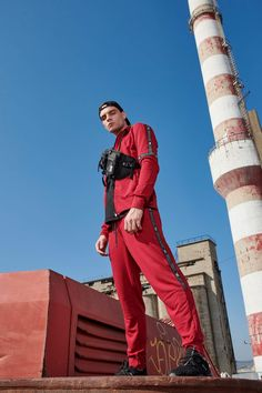 Parkour, Zip Sweater, Leather Pants, Campaign, Fall Winter, Sweaters, Men, Style, Fashion