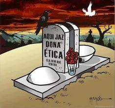 Ética?... Há que afastar definitivamente todos os políticos já criminalmente condenados.