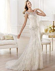 Pronovias > A Pronovias apresenta o vestido de noiva Yalena. Atelier Pronovias 2014.