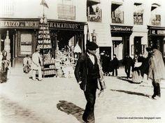 Historias matritenses: Tipos, tipillos y tipejos de Madrid