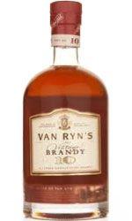 Van Ryn - 10 Year Old South African Brandy 70cl Bottle