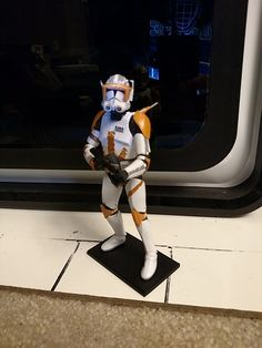 Black Series Commander Cody Display Stand