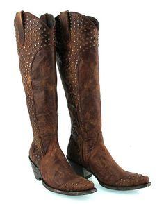 Old Gringo Women's Diana Boot - Brass