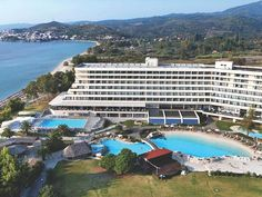 "The Porto Carras Grand Resort was honored for its long history and sustainable growth, at the ""Diamonds of the Greek Economy event. Best Resorts, Best Hotels, Travel The World For Free, Macedonia Greece, Spa Center, Fine Hotels, Travel Activities, Travel Tours, All Inclusive"