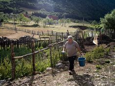 With More Freedom, Young Women in Albania Shun Tradition of 'Sworn Virgins' - The New York Times Albania, Enver Hoxha, To Serve Man, Half The Sky, Respect Life, Man Images, Rural Area, Guys Be Like, Social Issues
