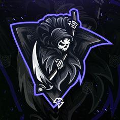 Dark Art Tattoo Demons Ideas For 2019 Team Logo Design, Logo Desing, Mascot Design, Unique Logo, Cool Logo, Logo D'art, Jhin League Of Legends, Dark Art Tattoo, Tattoo Art