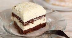 Hrnčekové spojenie čokoládového cesta s mliečnym kokosovým krémom. Jednoducho famózny koláčik, ktorý si zamilujete. Vanilla Cake, Nutella, Tiramisu, Cheesecake, Ethnic Recipes, Food, Basket, Cheesecakes, Essen