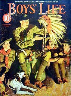 Boys' Life 1936-02