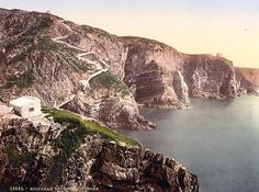 Holyhead, Wales-catch the ferry to Ireland at land's end