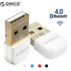 ORICO Wireless USB Bluetooth Adapter Bluetooth Dongle Music Sound Receiver Adapter Bluetooth Transmitter for Computer PC - Jeck Store Bluetooth Dongle, Bluetooth Headphones, Bluetooth Gadgets, Usb Drive, Usb Flash Drive, Adaptador Usb, Receptor, Mini, Xbox One S