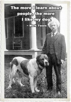Be the man your dog thinks you are.
