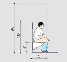 This board is dedicated to showcase modern master bathroom decor a few ideas. Bathroom Layout Plans, Small Bathroom Layout, Bathroom Design Layout, Modern Bathroom Design, Bathroom Interior Design, Small Bathroom Dimensions, Small Bathroom Plans, Bathroom Floor Plans, Tiny Bathrooms