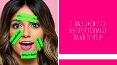 I bought the Bethany Mota #BeautyconBFF Winter Box and unboxed it for you!