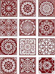 china pattern
