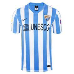 Camiseta del Málaga CF 1ª Equipación 2014 2015 315e9497e6a52