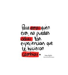 Great Quotes, Me Quotes, Motivational Quotes, Spanish Quotes, Emotional Intelligence, I Need You, Self Love, Letters, Thoughts