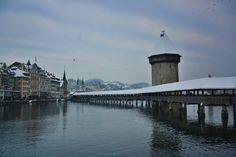 #luzerne #switzerland #travels #winter #tourism #schweiz