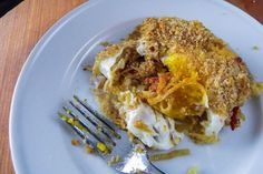 Elevate your next breakfast, brunch, or heck even the entire weekend of morning meals with this super simple and stunning recipe! These baked eggs that rest below a crunchy crust of cheese and breadcrumbs and on top a nest of sweet onions and sun dried. Egg Recipes For Breakfast, Best Breakfast, Nytimes Recipes, Lunches And Dinners, Meals, Baked Eggs, How To Cook Eggs, Dried Tomatoes, Morning Food