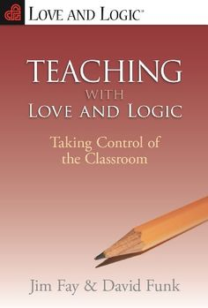 Teaching with Love & Logic: Taking Control of the Classroom by Jim Fay http://www.amazon.com/dp/0944634486/ref=cm_sw_r_pi_dp_MEakub12BSXH3