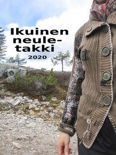 Ikuinen neuletakki 2020