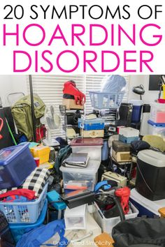 How do you know if you're a hoarder? Maybe you're just naturally a messy, disorganized person who functions better when everything is out in the open. How can you tell when your clutter becomes a hoard? Declutter Home, Declutter Your Life, Organizing Your Home, Hoagie Dip, Hoagie Sandwiches, House Cleaning Tips, Cleaning Hacks, Cleaning Schedules, Cleaning Solutions