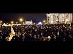 Beppe Grillo, intervento in piazza San Giovanni, Roma - 22 febbraio 2013