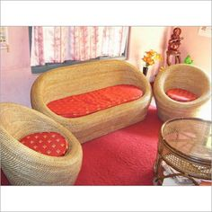 Searching For Some Stylish Options Of A Cane Sofa Set Online Have