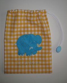 cocodrilova: bolsita elefante