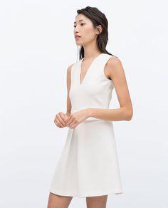 ZARA - WOMAN - FITTED DRESS